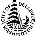 City of BEllevue logo